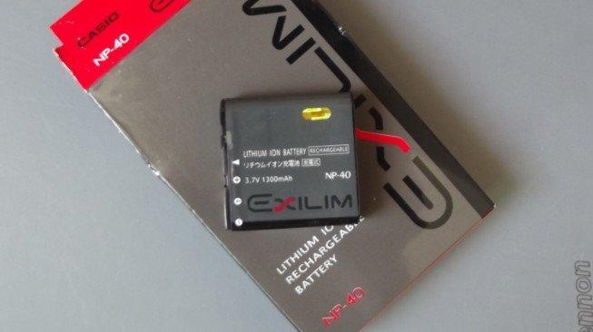 10PCS/LOT New NP-40 NB40 Z5 Z30 Z40 Z50 Z55 Z850 Camera battery