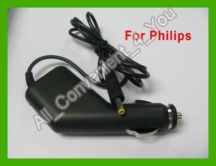 PCC-15  Replacement forPhilips PD709/12 Portable DVD Player 9V Car Charger New Power Adapter