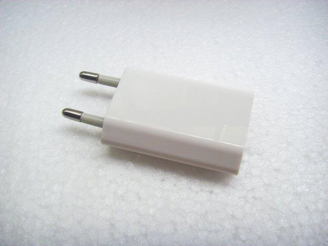 Free Shipping Hot Sale usb 2.0 mini Wall Charger For iphone 4G 3GS 3G,EU plug/USA plug, Eu standard mini charger