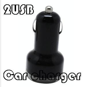 2100mA  Dual USB Car Charger for iPad/ipod/iphone