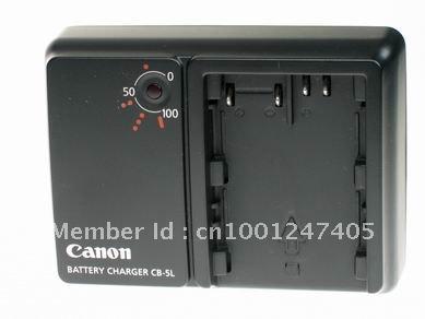 ORIGINAL CHARGER CANON CB-5L