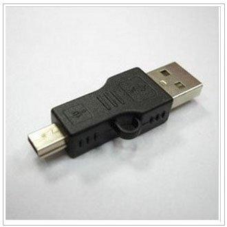 40pcs/lot free shipping, Mini USB cable for MP3 MP4 mini USB adapter