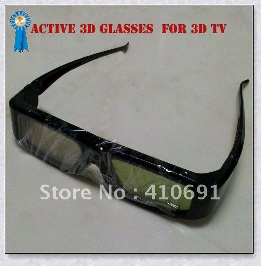 New product PROMOTION! Active 3D Glasses for 3D TV
