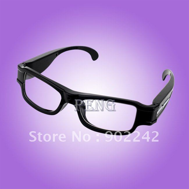 720P HD Myopia Digital Camera Eyewear DV Video Cam DVR Myopia Ditital Camera Eyewear