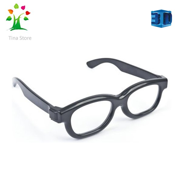 Free shipping Hight quality PC/ABS circular polarized 3d glasses for TV hot sale