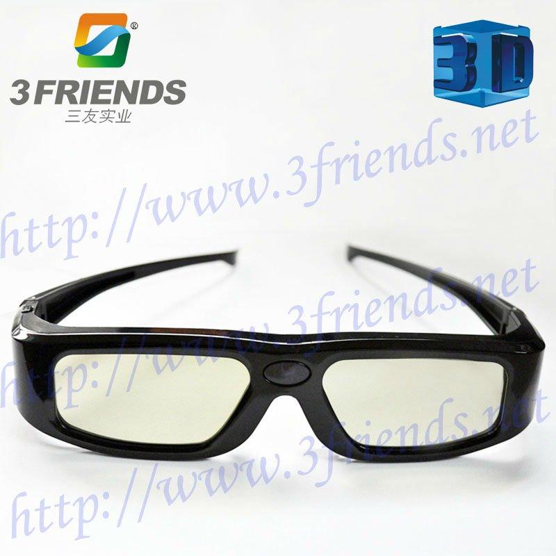 Retail Brand new 3D glasses for Movie Black