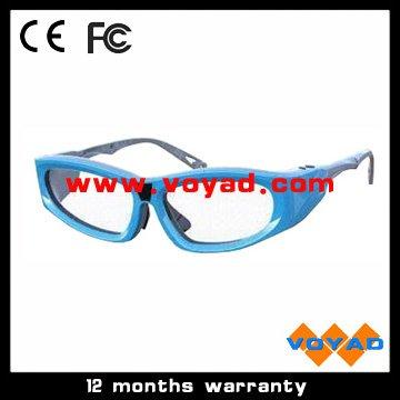 Free shipping!Rechargeable 32g children use 3d glasses for SAMSUNG 3D TV shuttet glasses SSG-2100KR
