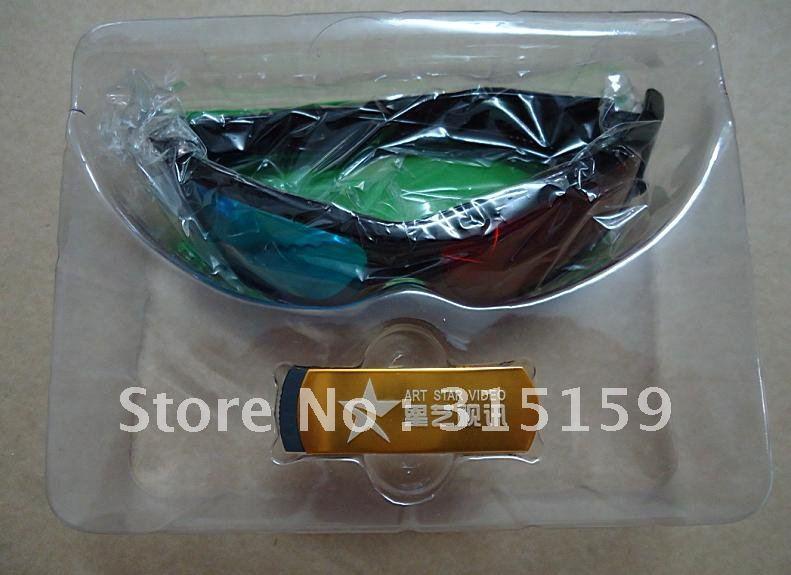 Hot Sale-2011 New Fashion Imax Theatre-3D Stereo Glasses/Freeshipping
