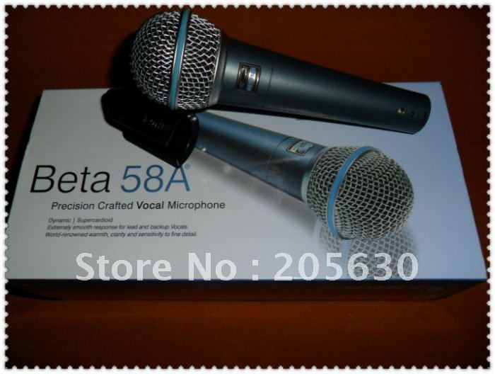 FAST SHIPPING  1PCS new  mic  Wired microphones B*58 HIGH QUALITY