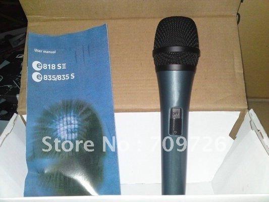Free shipping E845 Dynamic Pro Audio Microphone