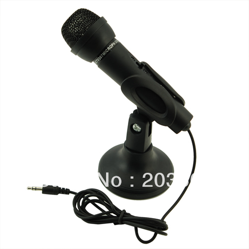 Quickly Delivery High Quality 1PCS New Mic Wired Microphones Free Shipping