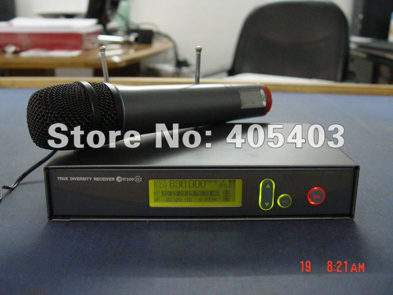 Free shipping EW335G2 / EW335 G2 handheld mic  wireless microphones Systems