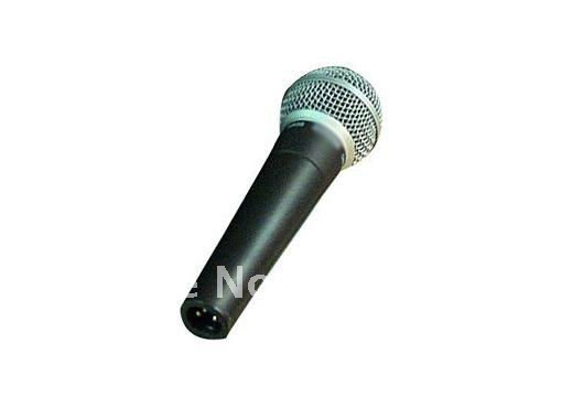 New Packing Box S M 58 Cardioid dynamic Legendary Vocal Microphone Legendary performance Handheld Microphone
