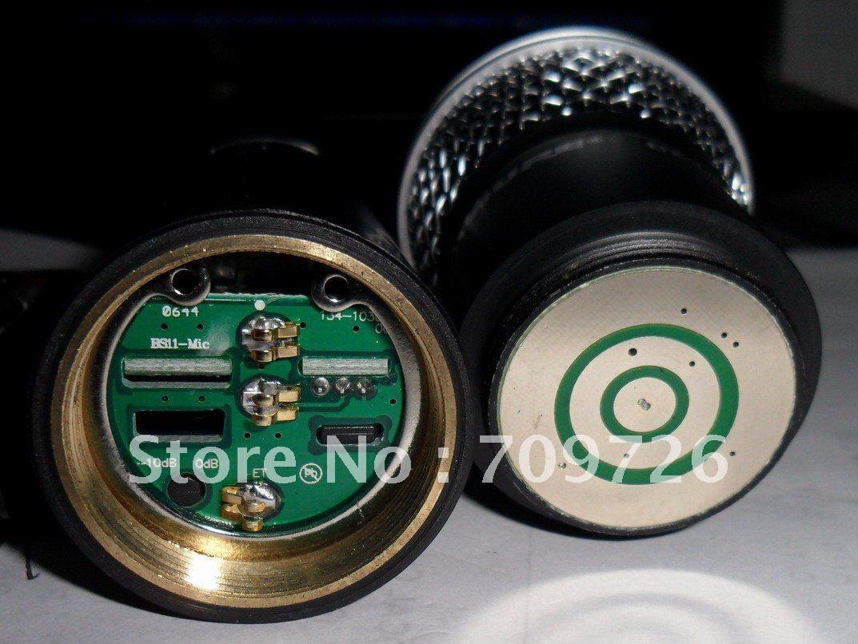 Free shipping  SLX Wireless Vocal Mic System SLX24 / Beta58 microphone 3 pins