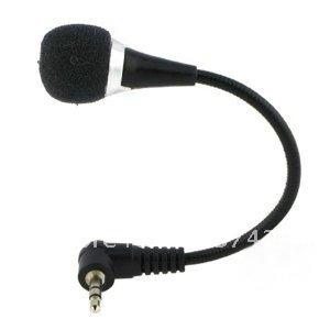 Mini Flexible Microphone mini Mic for PC Laptop Notebook 02