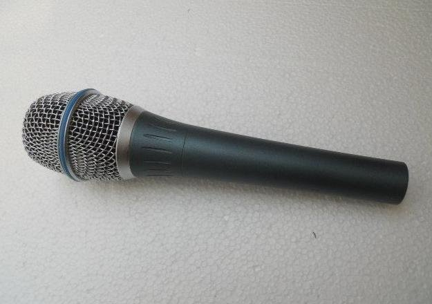 Wholesale Hand-held 87a microphone 1 Pieces\lot  free Shipping