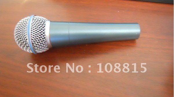 Wholesale Free shipping New 58AA Mic handheld Microphone new box.