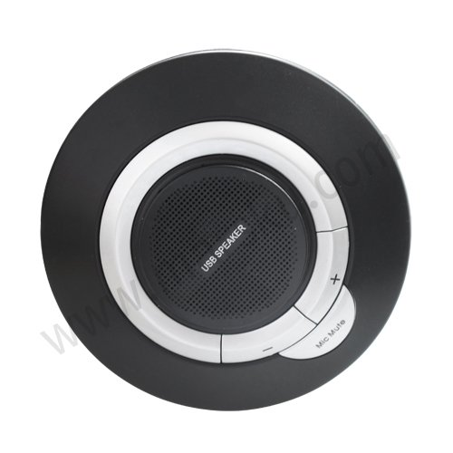 USB PC Chatting Speaker MAC MSN Skype Microphone 51067