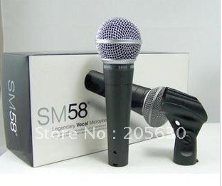 LOW discount  new  mic  Wired microphones S*58*L  HIGH QUALITY    1PCS