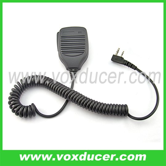 Palm Speaker Microphone for Baofeng BF-666S BF-777S BF-888S Two way radio