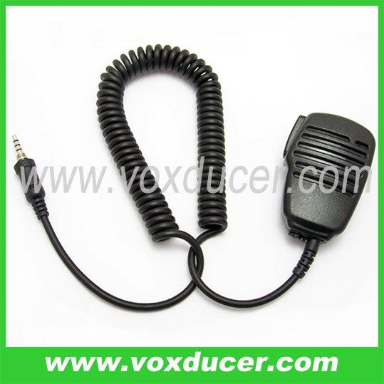 Speaker mic for Yaesu Vertex walkie talkie  VX6R/E VX7R/E VX170 VX177 VX120 VX127 HX471 VX460