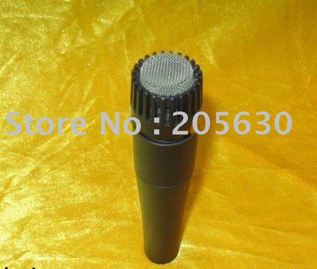 FREE SHIPPING + cheap price Really good quality wired microphone (microphone)  1PCS
