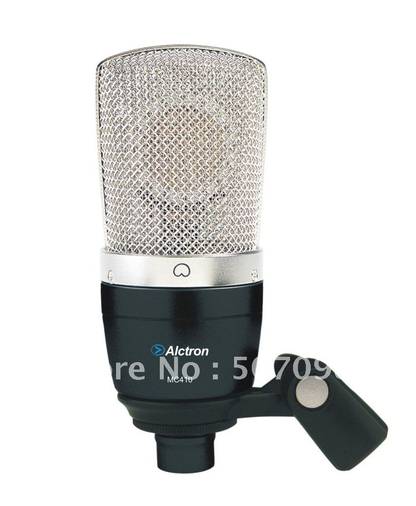 Free shipping, High performance FET condenser microphone,Recording microphone,Cardioid