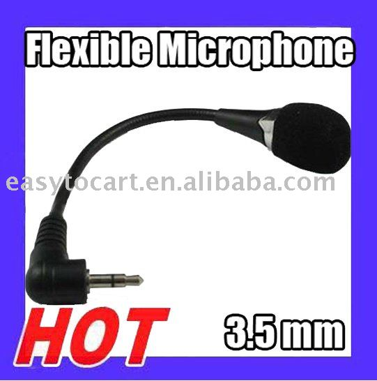 Mini Mic Mini Microphone for Laptop Notebook PC Computer MSN