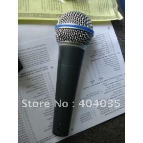 Free shipping  beta58  58A   wired Vocal Microphone Good quality !!