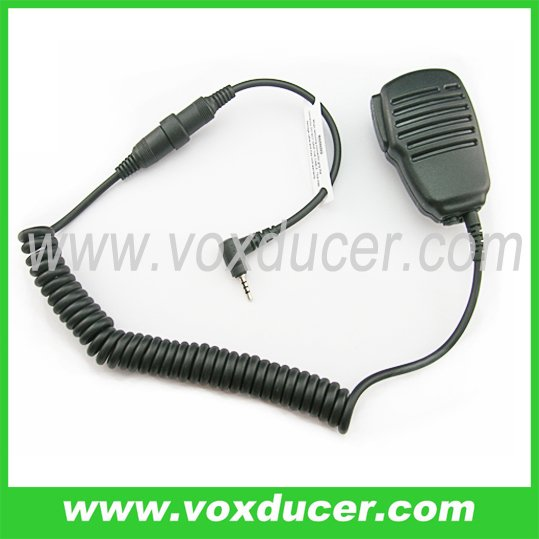 Detachable speaker mic for Puxing wireless radio PX-6A PX-2R