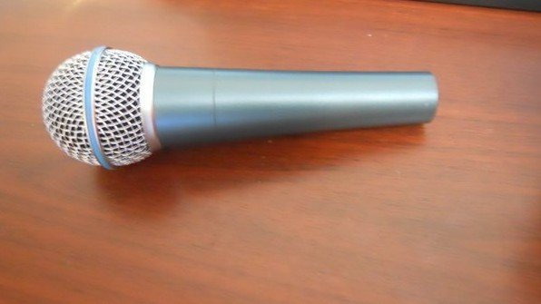 New Boxed 58A Wired Microphone The Best Quality