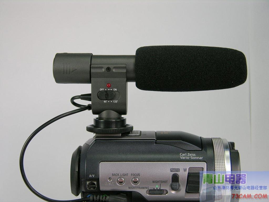 SG-108 directional Shotgun Video Camera Camcorder DV Stereo Microphone for Canon 1D Mark IV, 5D Mark II 7D 60D 600D 550D