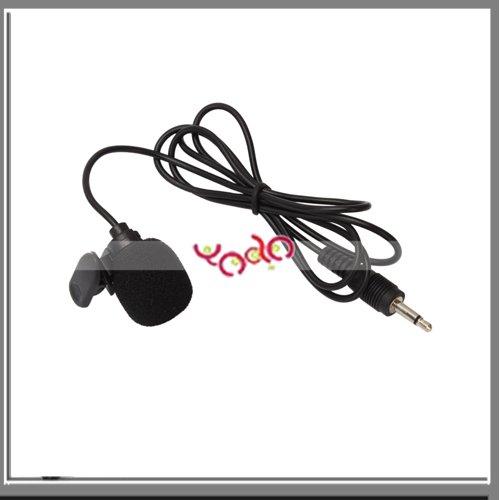 Free Shipping From USA+Mini Lapel Microphone 20Pcs/lot-CM031