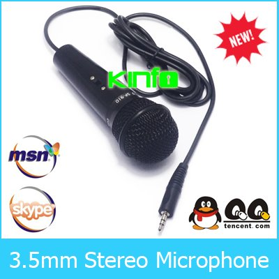 Free shipping !!! One year warranty / wholesale /2M Condenser Microphone for Recording Vocals & Acoustic Instruments