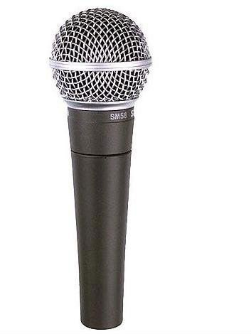 FAST & free  SHIPPING  Brand new  Wired microphones 58L HIGH QUALITY
