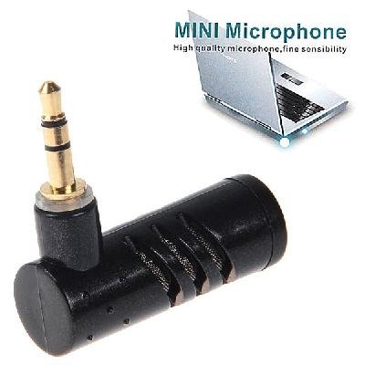 High Quality Mini Microphone for PC Laptop/Notebook/Recorder  Free Shipping