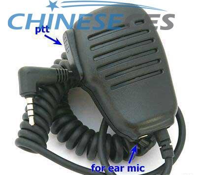 good quality Speaker Mic for Yaesu Vertex VX-5R 3R 2R FT-60 VX-150 Free shipping