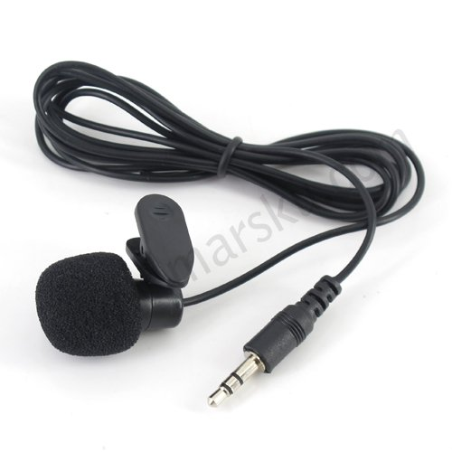 Fashion & Light Weight Portable Microphone for PC  0853