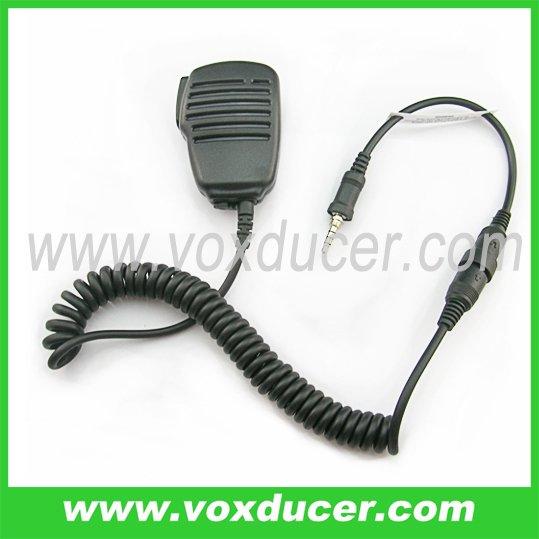 Detachable speaker microphone for Yaesu Vertex radio VX6R/E VX7R/E VX170 VX177