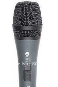 free shipping brand new E845 Dynamic Microphone Handheld Mi new boxed.
