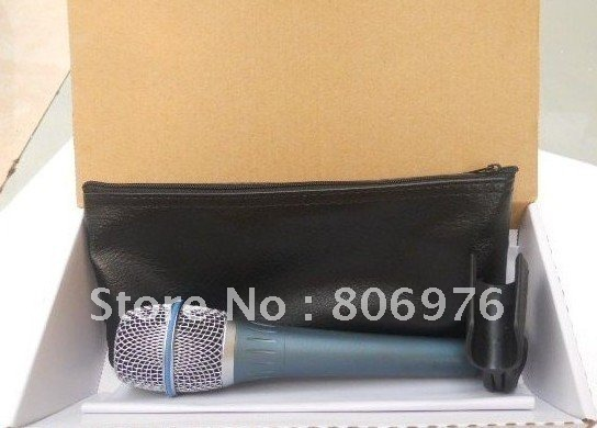 free shipping Brand New Boxed 87a Microphone