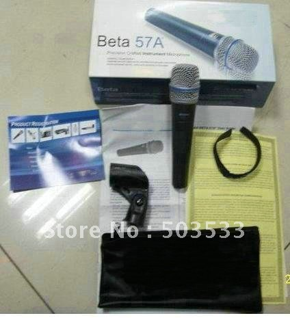 Free shipping beta57 57A  Wired Microphone