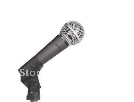 FREE SHIPPING wired SM58s microphone,Professional Mic sm 58s new boxed high quality