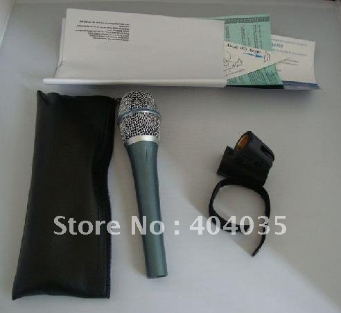 Free shipping New in box  87 A  Wired Dynamic Professional vocal microphone
