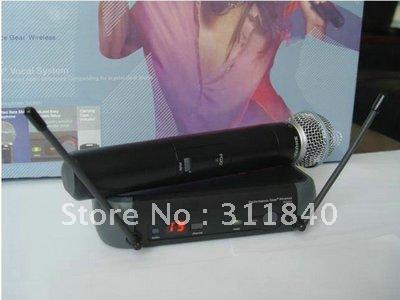 Free Shipping - PGX24/BETA58 PGX24 Wireless Microphone Vocal Sys Karaoke