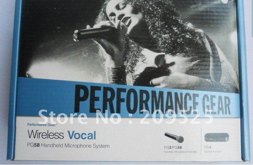 Free shipping pg14/pg30 wireless microphone headset microphone
