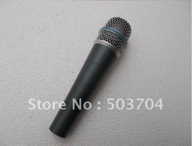 New Boxed 57A Wired Microphone The Best Quality