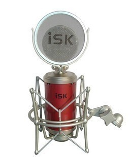 Isk rm16 rm-16 offension membrane condenser microphone luxury
