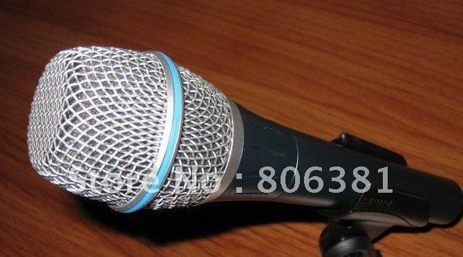 New Boxed 87A Wired Microphone The Best Quality