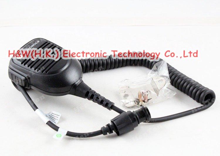 RMN5052A For Motorola M8268 XPR4300 XPR4500 XPR4550 DGM4100 digital mobile radio, remote speaker microphone Mic